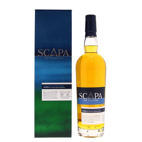 Scapa The Orcadian Skiren 16 years 40° 0.7L