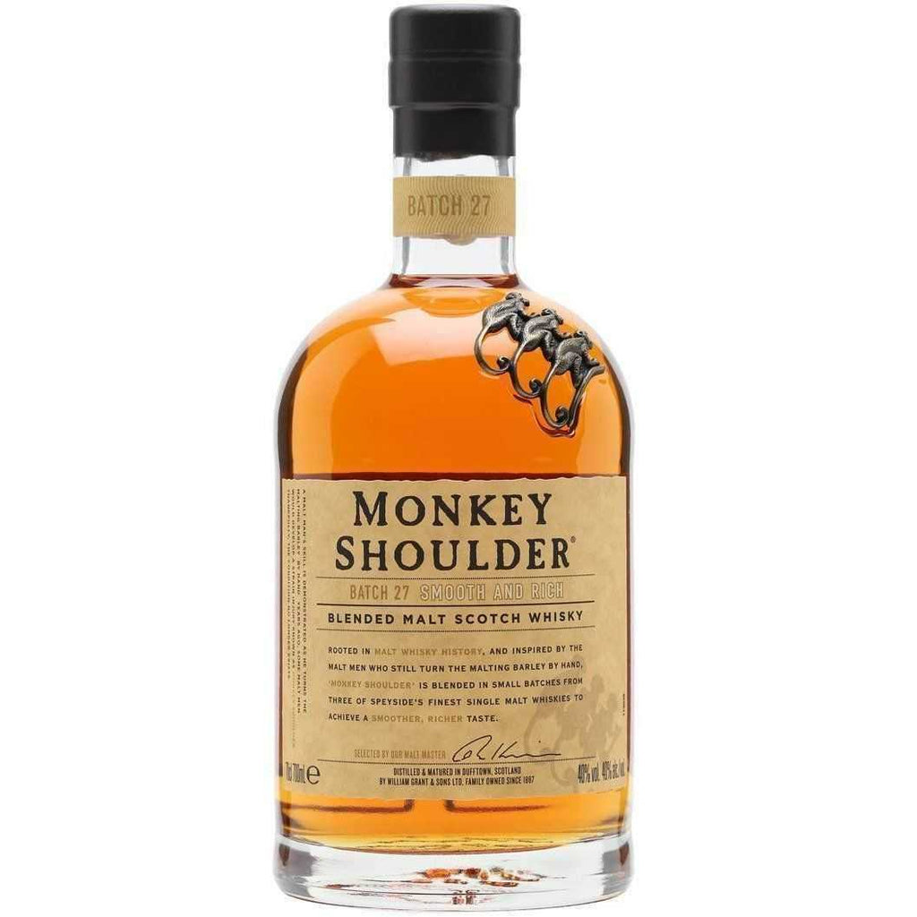 Monkey Shoulder 40° 0.7L-Ginsonline
