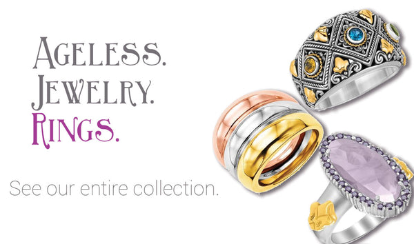 Ageless Jewelry Rings