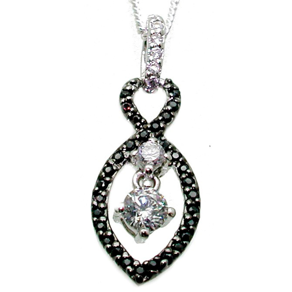 Sophisticated Dangle Pendant (see matching Earrings IE154).
