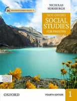 New Oxford Social Studies for Pakistan Book 1 with Digital Content