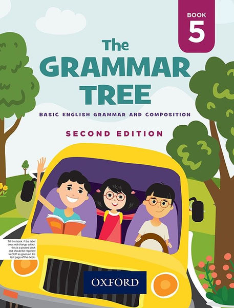 The Grammar Tree Book 5