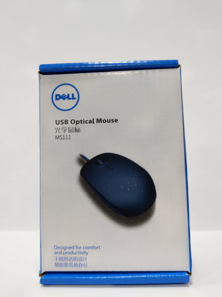 Dell USB Optical Mouse MS111