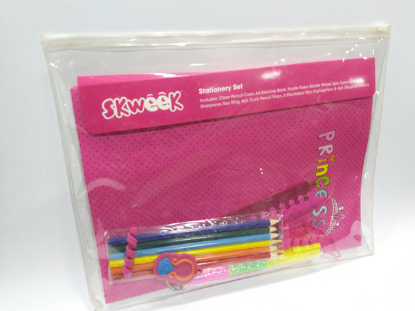 Stationary Set A4 Size