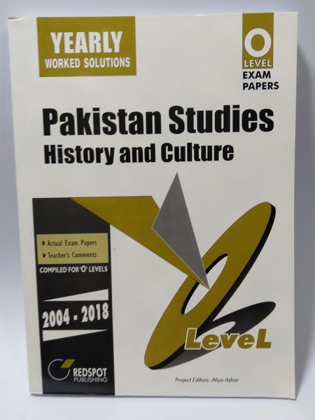 Pakistan Studies History and Culture (past paper)