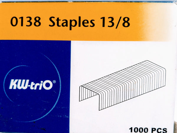 HEAVY DUTY  Staples 13/8