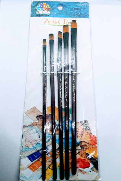 5 Pcs Brushes