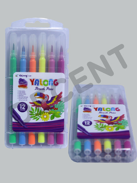 Colour Brush Marker YL875142-12