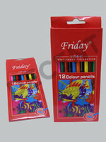 Colour Pencil FD-16417-12