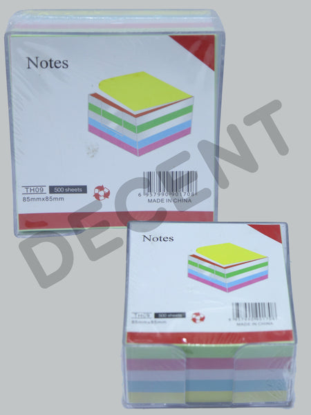Note Paper TH-09