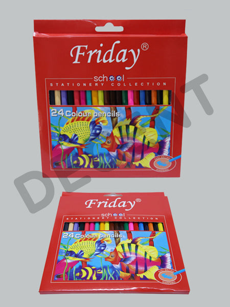 Colour Pencil FD-16419-24