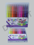 Colour Brush Marker YL875145-24
