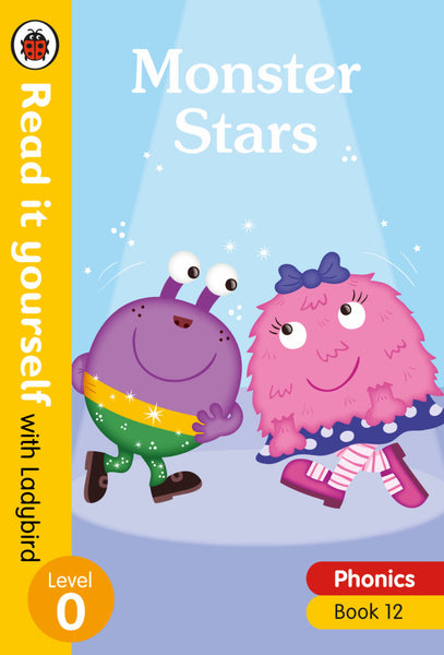 Read it yourself  Monster Stars  (Ladybird book 12 level 0)