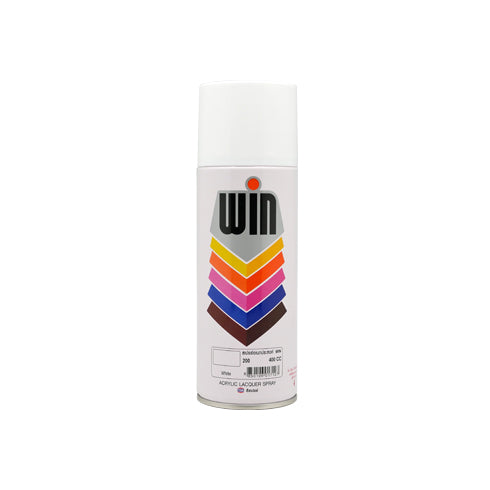 White Win Colour (No 200  400cc)