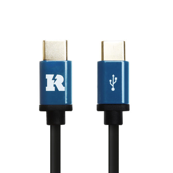 USB 2.0, USB Type C to USB Type C, 3A Charger Cable High Speed Data Lead