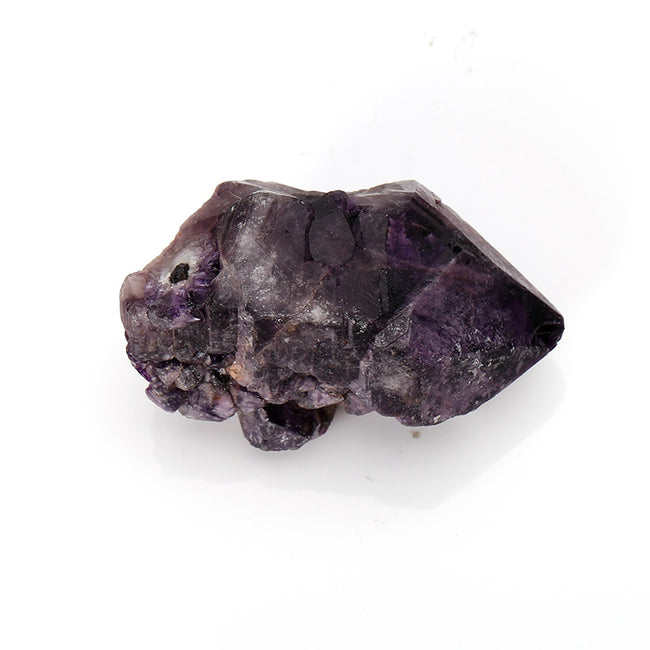 Amethyst Crystal Mineral Specimen High Grade, Raw Stone Decor, 66x39x32mm, 80.2g