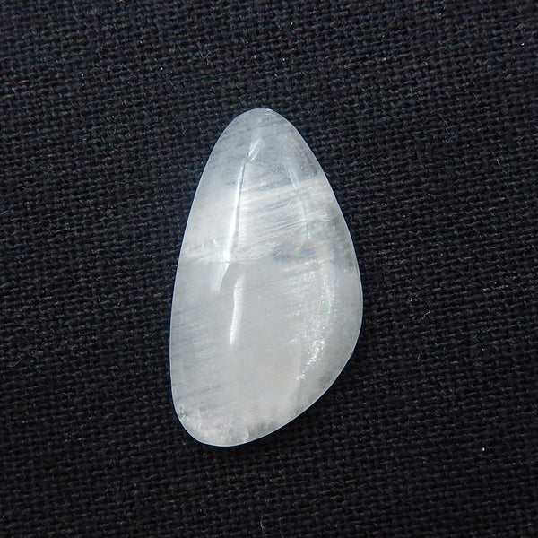 Natural Moon stone Gemstone Cabochon, 27x15x6mm, 3.4g - MyGemGarden