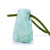 New Arrival Turquoise Pendant Necklace for Good Luck, 50x29x12mm, 27.45g