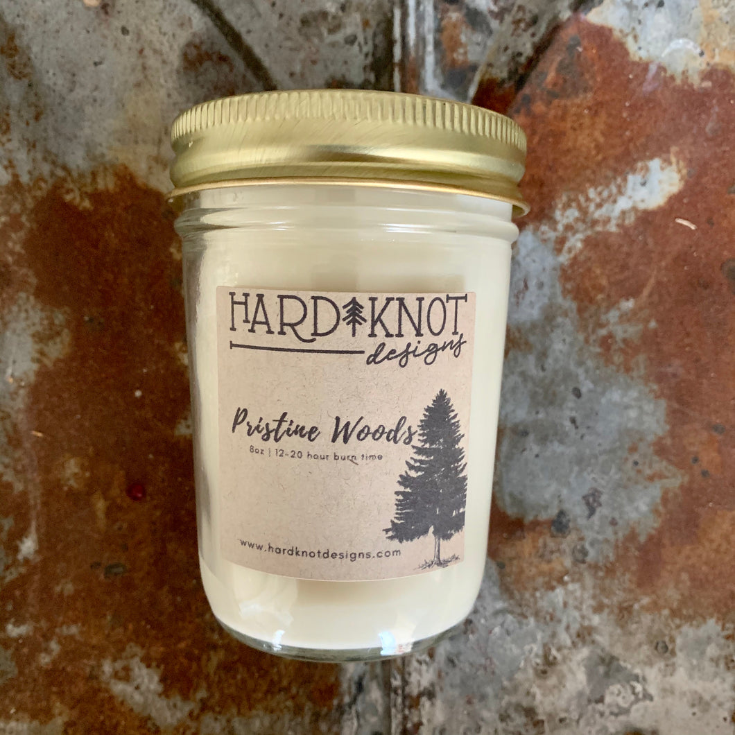 Pristine Woods Soy Candle