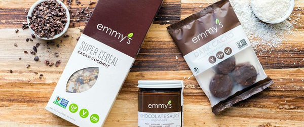 Products of the Past | Emmy's Organics