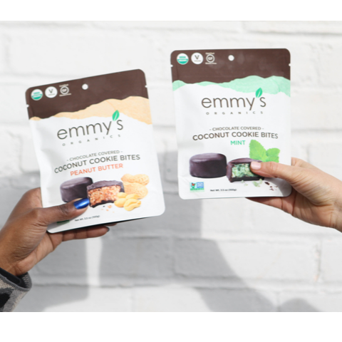 Everything's Better Chocolate Covered | Emmy's Organics