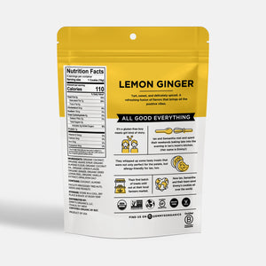 Load image into Gallery viewer, Organic Lemon Ginger