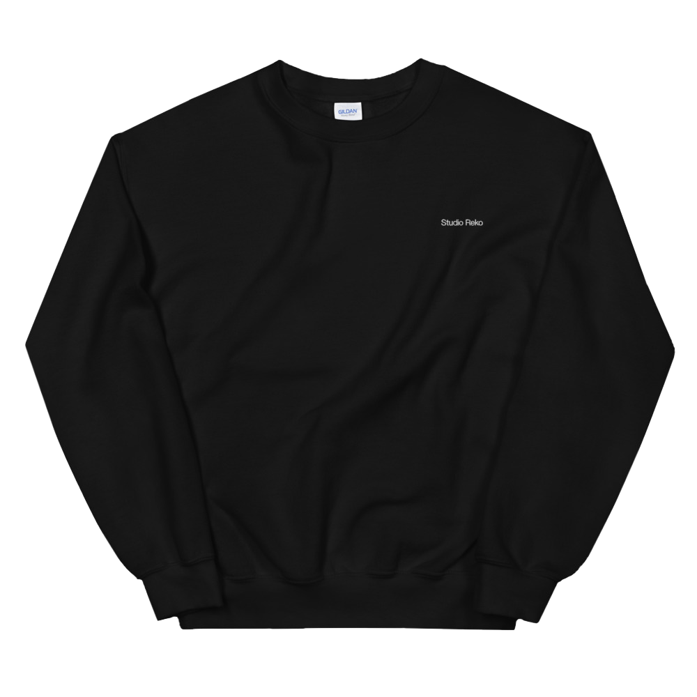 Reko Sweatshirt – Black
