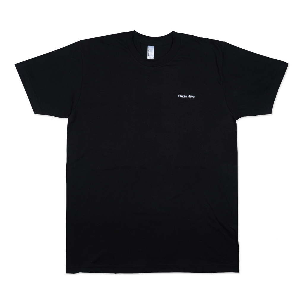 Reko T-Shirt – Black
