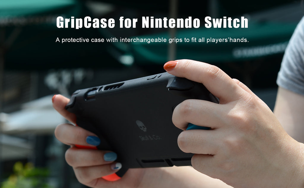 GripCase bundle for Nintendo Switch