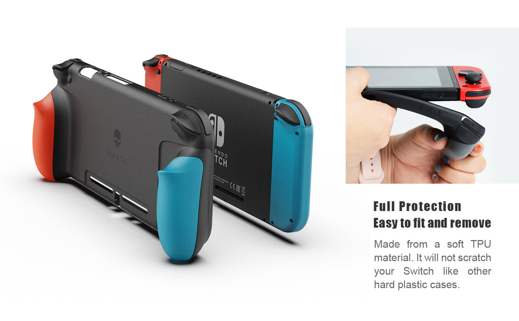 GripCase for Nintendo Switch
