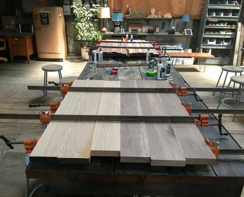 coffee table woodworking workshop wood shop