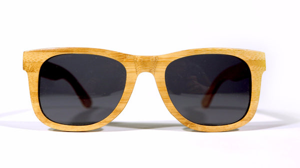 Wooden Sunglasses - Bamboo