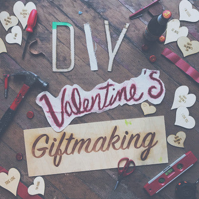 Past Event: Valentine's DIY Gift Making