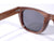 Wooden Sunglasses - Walnut