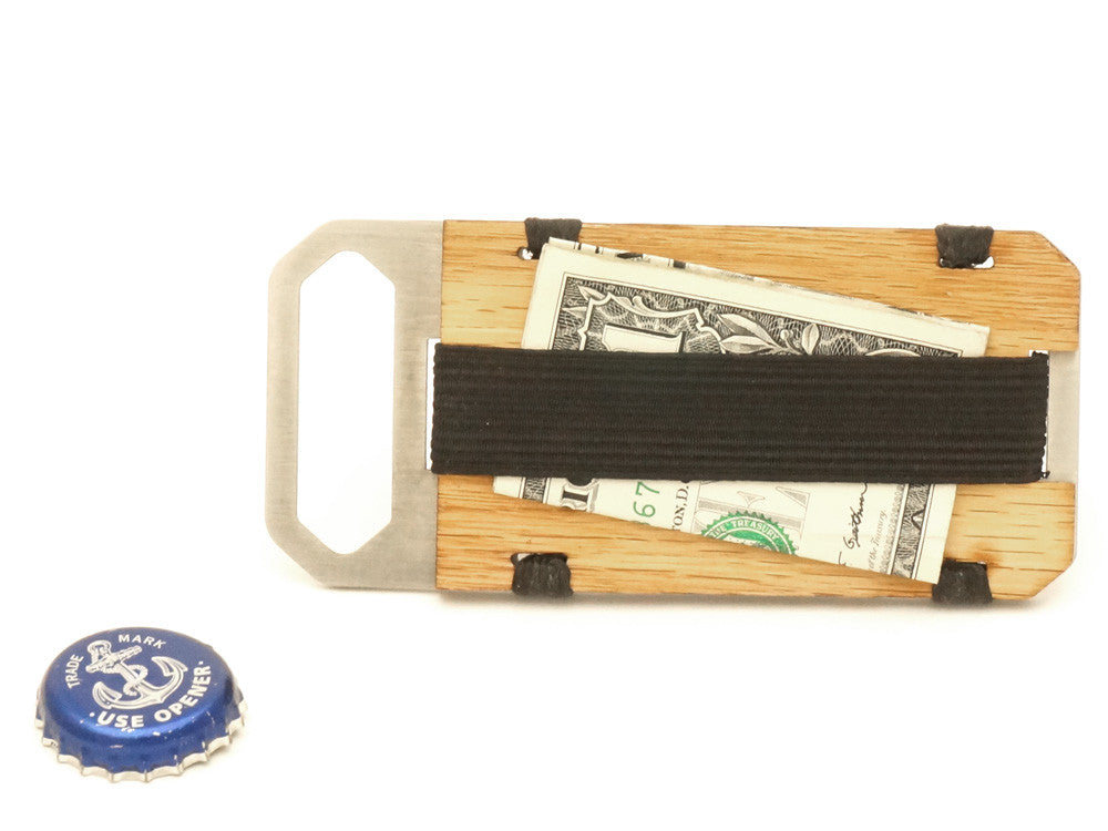 Slim Wallet Bottle Opener
