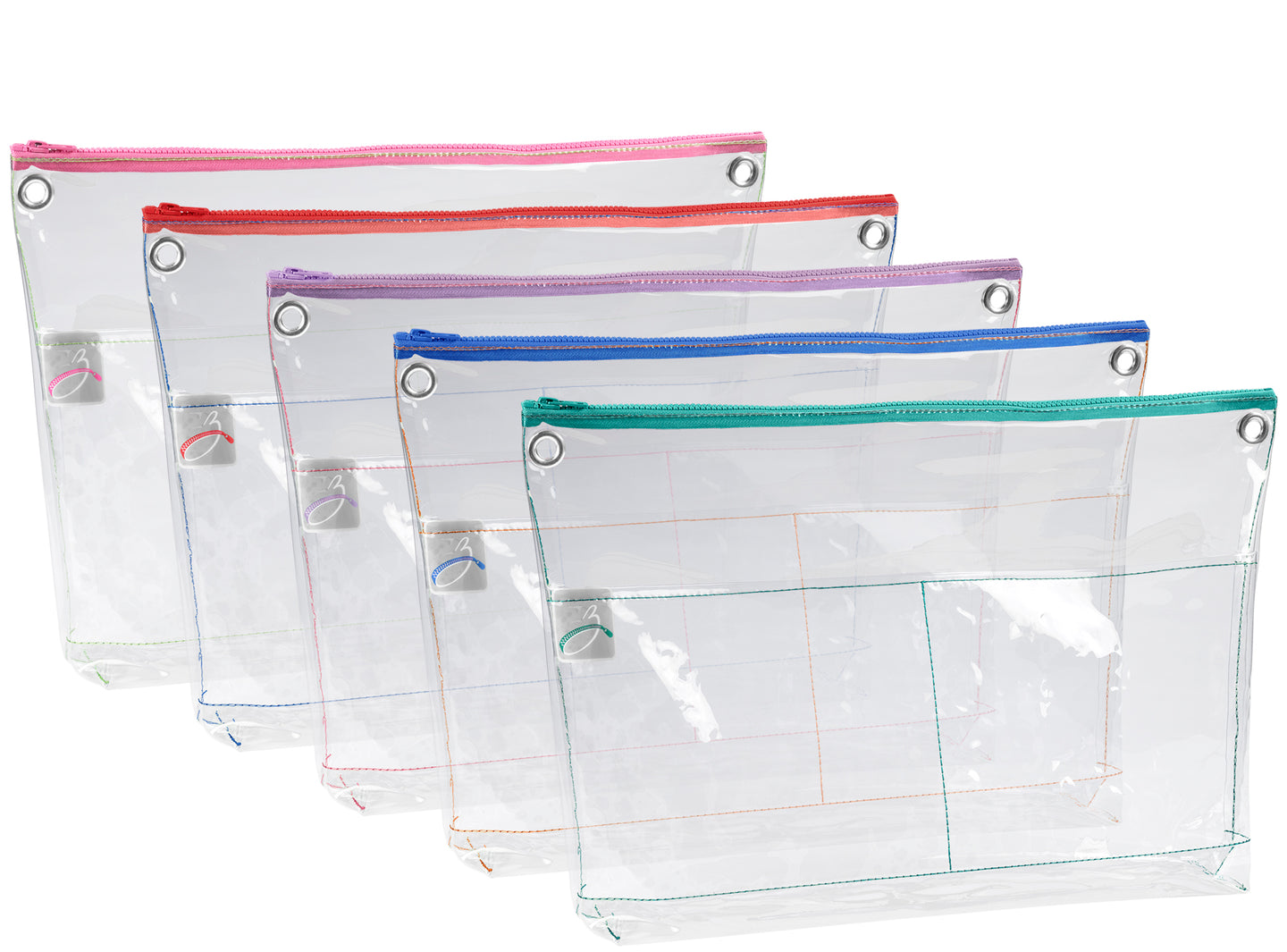 Zipped Reusable Organizer 20