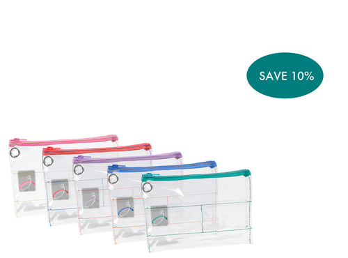 Zipped Reusable Organizer  9