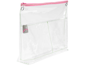 "Zipped Reusable Organizer 20"" Bag Set of 5"