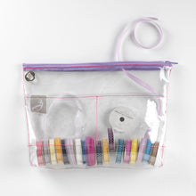 "Load image into Gallery viewer, Zipped Reusable Organizer 13"" Bag"