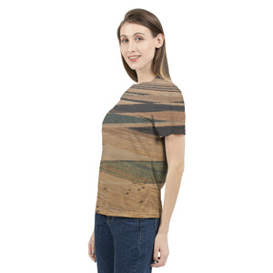 Yellow Fields Women's T-Shirt