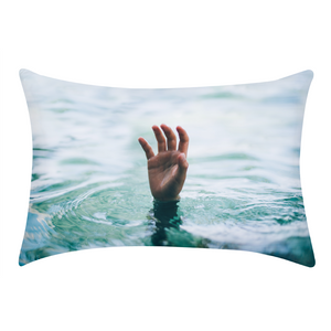 The Lost Hand Queen Pillow Case