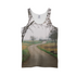 Foggy Trees Men's Tank