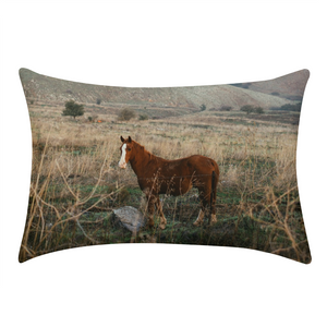 Wild Horse Queen Pillow Case