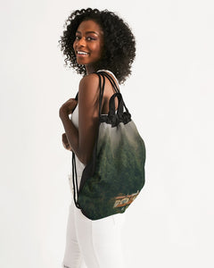 Amirim6 Canvas Drawstring Bag