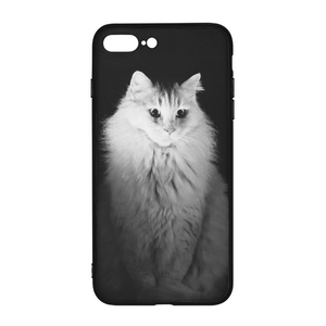 Lighting Cat - iPhone 8 Plus Case