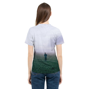 The Lonely Photographer Women's T-Shirt