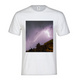 Purple Light Men's Graphic T-Shirt