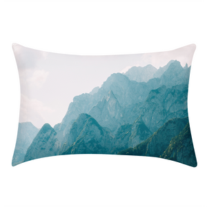 Mountain Tops Queen Pillow Case