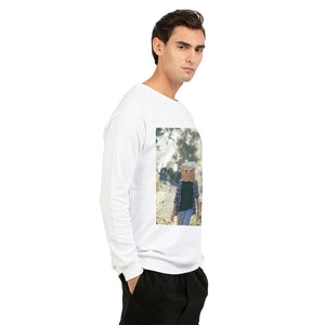 The Hiding Face Men's Graphic Sweatshirt