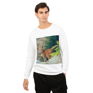 Cat Molly - Men Graphic Sweatshirt